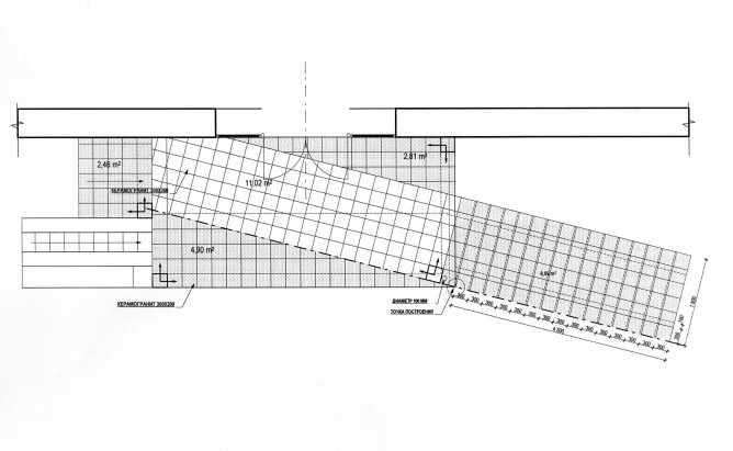 схема раскладки керамогранита